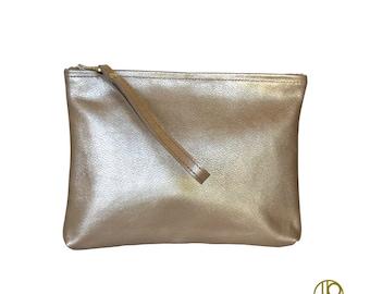 Leather Clutch // Handbags