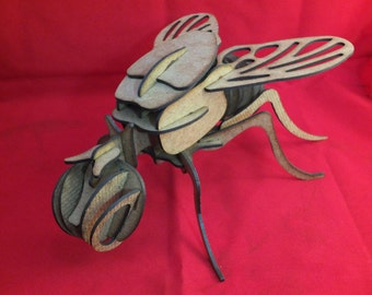 3D Puzzle Fly ( stock clearance )