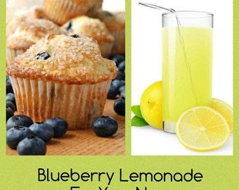 Blueberry Lemonade Wax Tart Melt