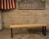 "GrainBy Original ""U"" Design DIY Bench legs"