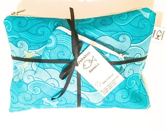 Made in Hawaii Clutch & Coin Purse - Kaimuki Design