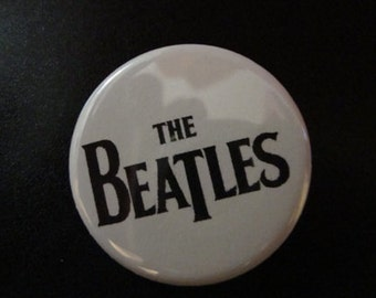 The Beatles Pin or Magnet
