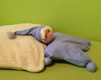 Waldorf Baby Doll - Dreamko, Soft Doll, Cuddle Doll