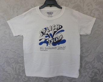 Swim Splish Splash Summer T-shirt