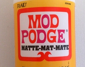 Mod Podge 473 ml, Matte-Mat-Mate, CS11302