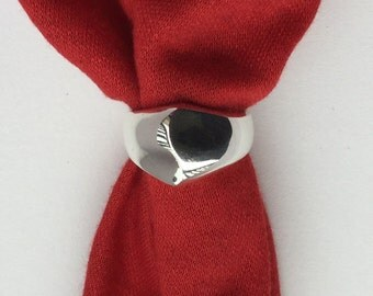 Sterling Silver Ring-Size 8