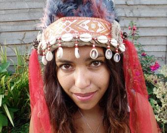 Earthy Soul Headdress