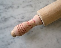 Wooden Rolling Pin | Vintage