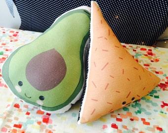 Guacamole Pillows