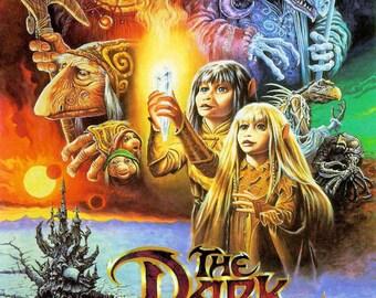 "The Dark Crystal 11"" x 17"" Movie Poster Print - B2G1F"