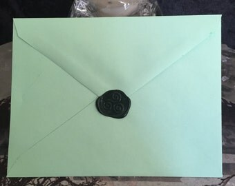 Money spell envelope