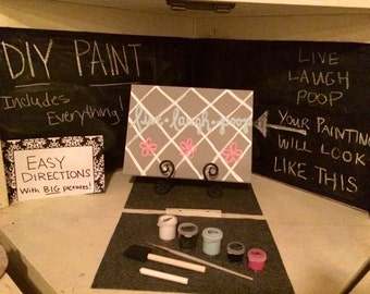 Paint Party! All Materials Included