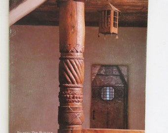 Nicolai Eya Fechin FECHIN: The BUILDER Signed Limited Edition Book Taos NM 1982