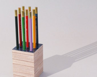 Zen Style Pencil Holder