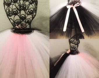 Color Block Tutu