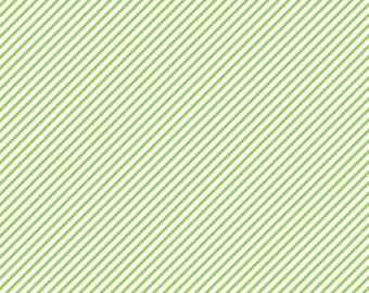 Key Lime Diagonal Lined Cardstock Paper