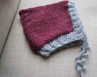 Baby Hat Goblin 100% baby alpaca wool