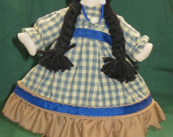 Cherokee Doll, Native American doll