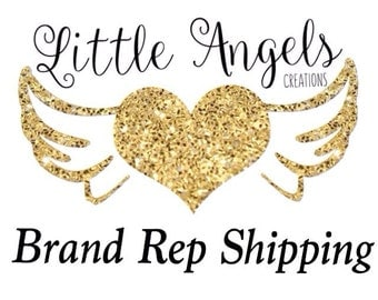 Brand Rep Shipping!!