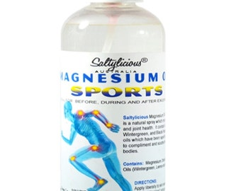 Magnesium Oil Sports Spray