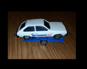 Joie Chitwood's toy car