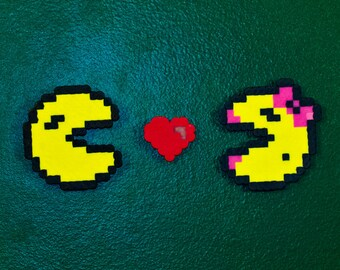 Mr. and Mrs. Pac-man Valentine