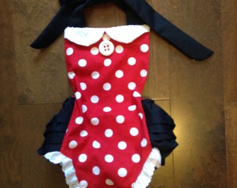 Mouse-Inspired Romper
