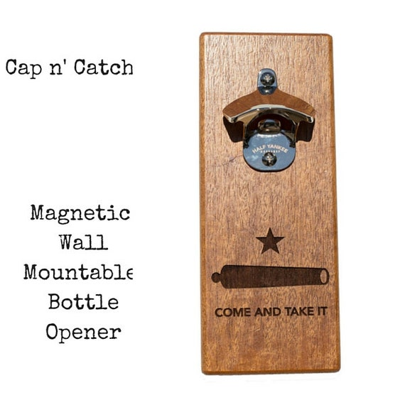 Magnetic bottle opener wall mount bottle opener cap n 39 - Bottle opener wall mount magnet ...