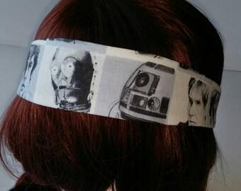 Original Trilogy Star Wars Fabric Headband