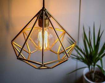 Himmeli Big Geometric Lamp
