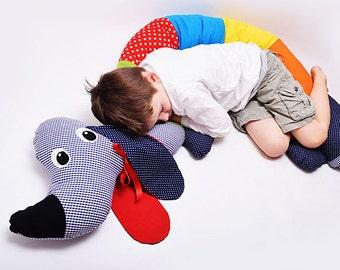 Puppen und Stofftiere