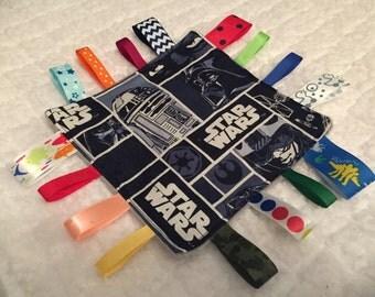 Star Wars Baby Sensory Crinkle Toy
