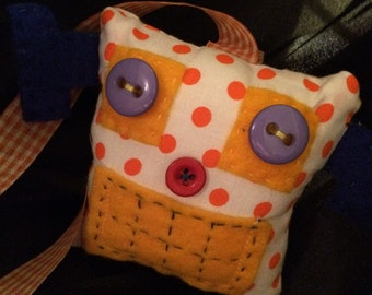Tooth Monster - Tooth Fairy Pillow 10