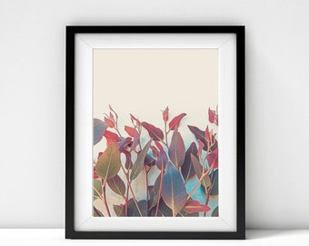 Botanical Photography, Nature Photography, Leaves, Botanical Prints, Botanical Art, Leaf Photography, Minimalist, Nature Print, Downloadable