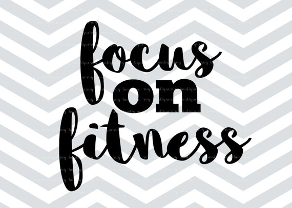 Focus on Fitness:  Fall 2016