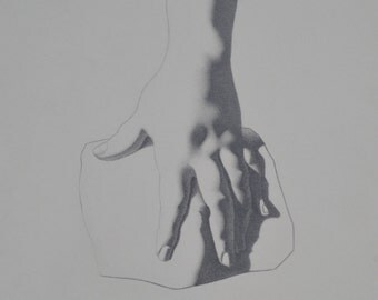 Barque Hand Rendering Pencil