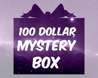 100 Dollar Mystery Box - choose your own theme