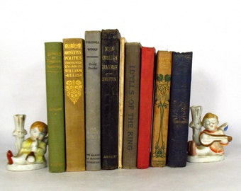 9 small book gathering from 1890 - 1931