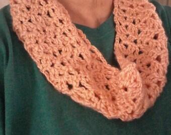 Crochet Cowl, neck warmer, Ready to ship!