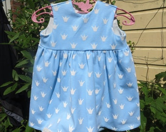 Baby dress tricot Small little Princess