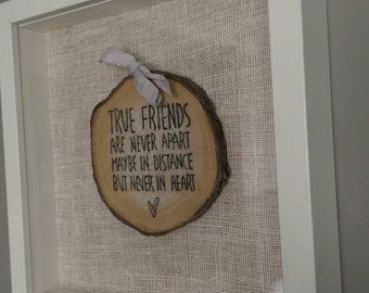 True friends frame