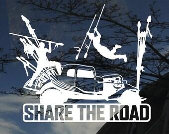 Mad Max Fury Road Car Decal