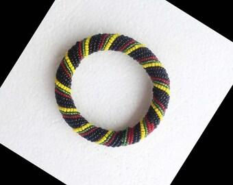 Beaded Handmade African Bracelet