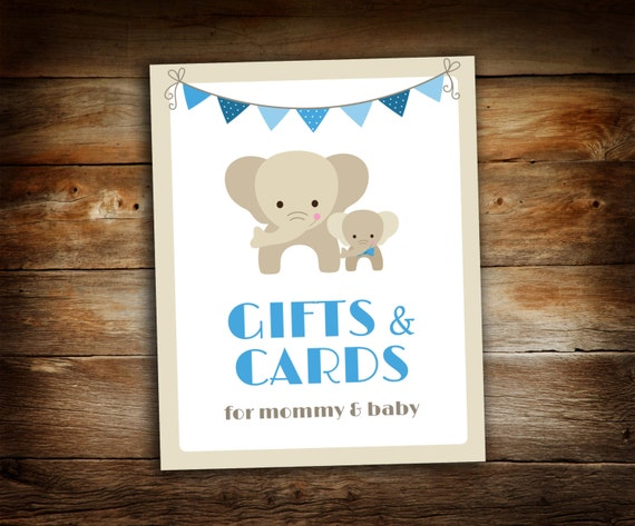 baby shower gift table sign baby shower cards and gifts gifts for