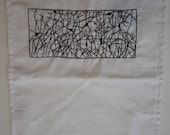 Embroidered Neurons Tea Towels (2)