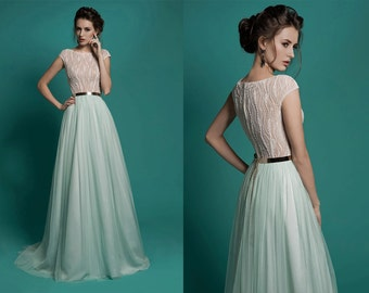 items similar to bridesmaid dress prom dress cocktail dress party dress mint green dress. Black Bedroom Furniture Sets. Home Design Ideas