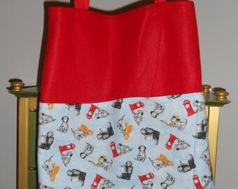 Firefighting Dalmatians Bag