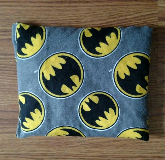 Batman Boo Boo Bag Heat Pack Ice Pack Approx By