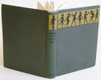 Vintage Children's Book - Alfred Lord Tennyson - Stories from Tennyson