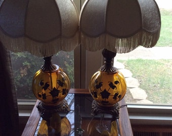 1920's Vinatge Table Lamps 20% Off!